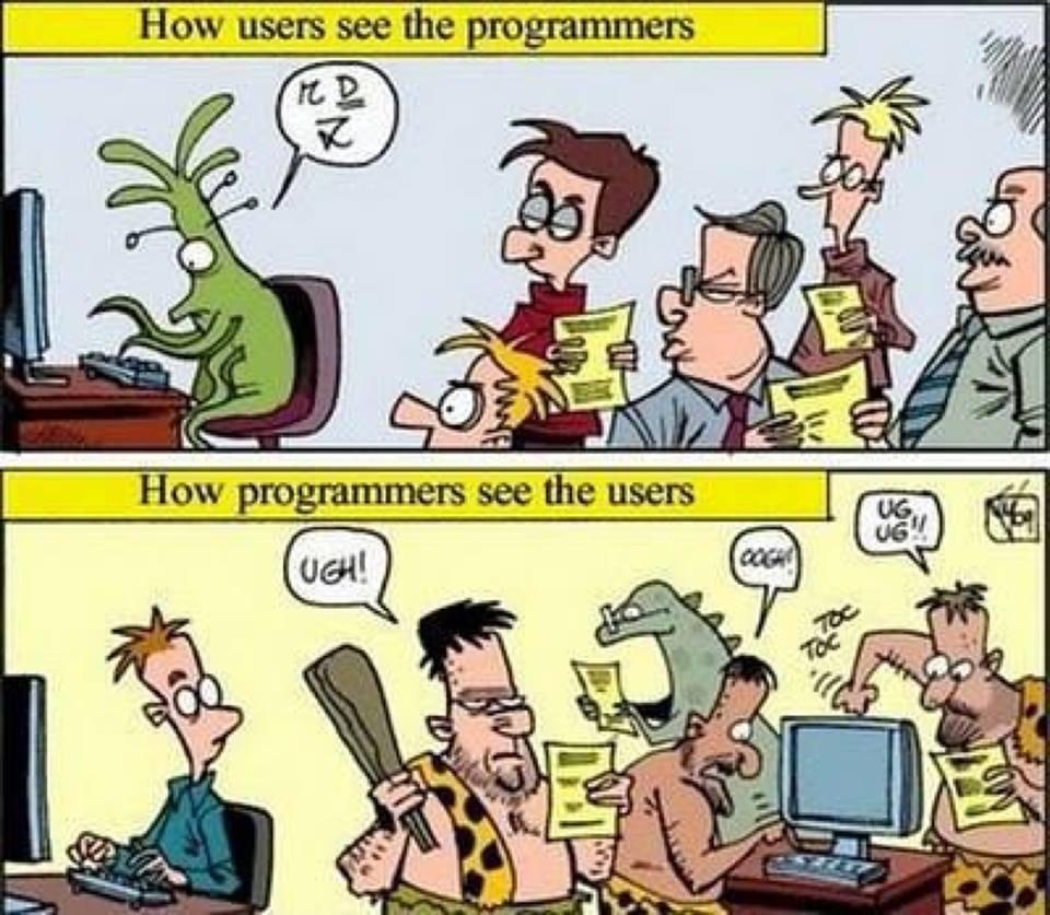 Jangan jadi programmer