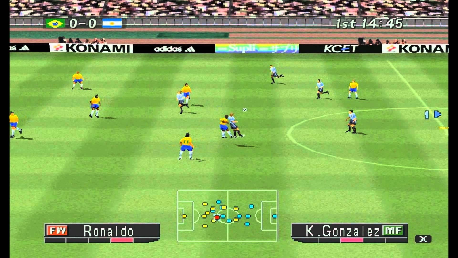 Nostalgia Dengan Game Sepakbola Fenomenal Di PS1