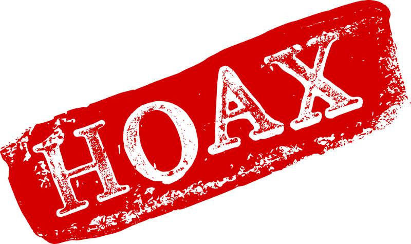 stop hoax